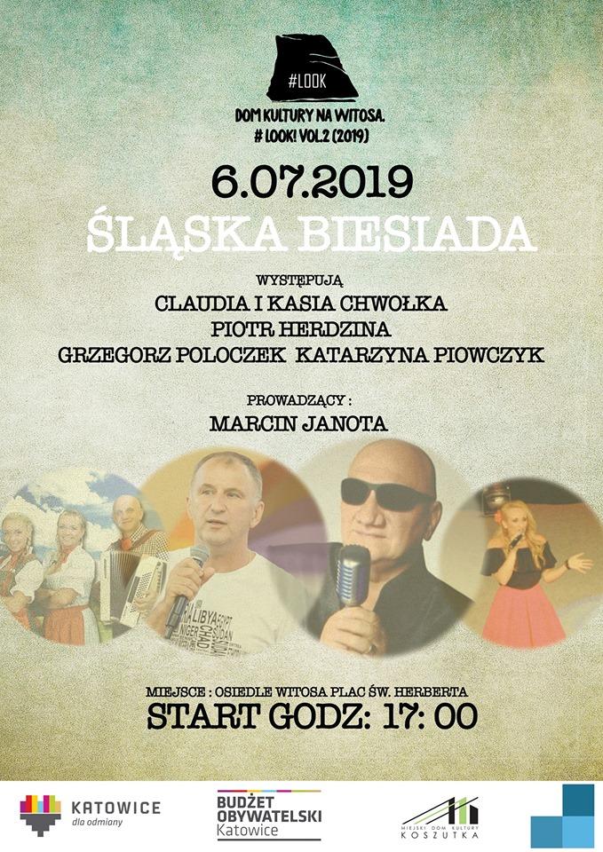 Plakat Śląska Biesiada