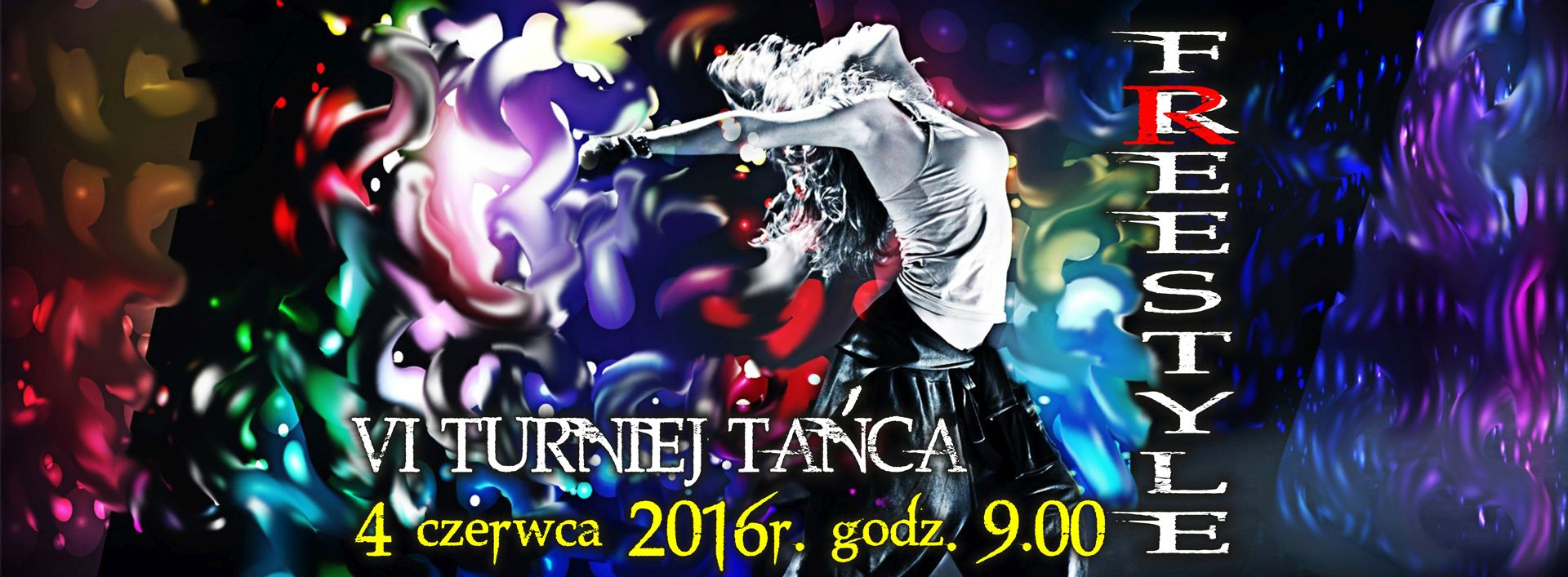 VI Turniej Tanca Freestyle baner