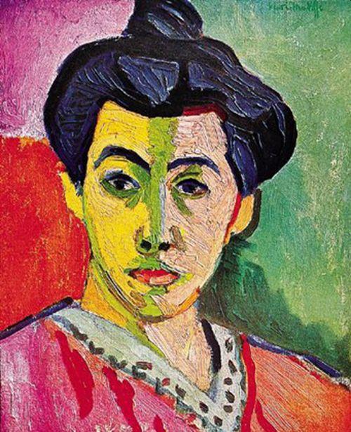 H. Matiz Madame Matisse