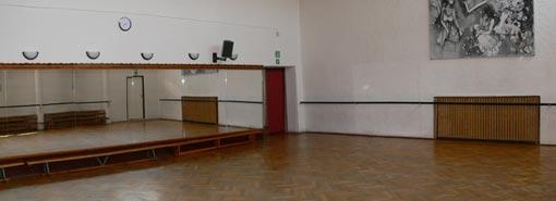 Sala baletowa MDK Koszutka