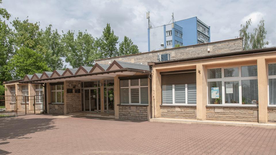 Zdjęcie przedstawiające siedzibę MDK Koszutka
